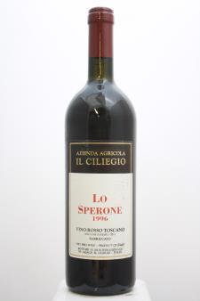 Il Ciliegio Lo Sperone 1996
