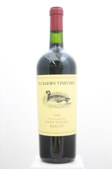Duckhorn Merlot Estate Grown 1999