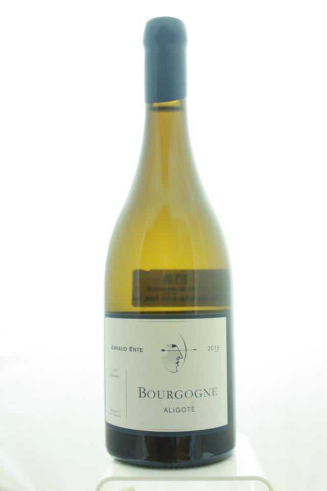 Arnaud Ente Bourgogne Aligoté 2015