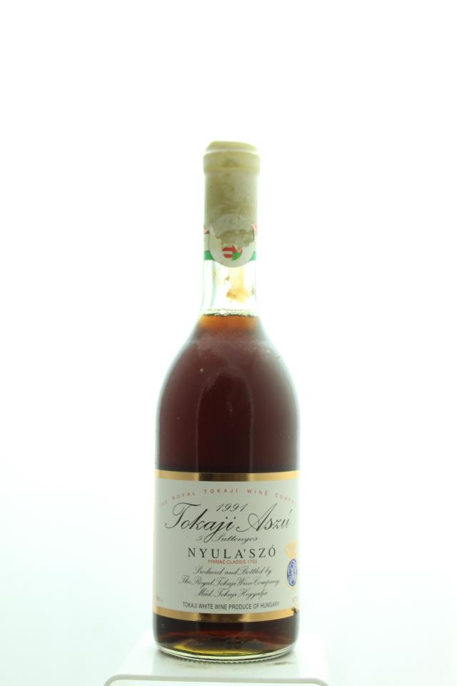 Royal Tokaji Nyulászó 5 Puttonyos 1991