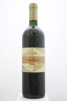 Vina Tarapaca Cabernet Sauvignon Reserve 1993
