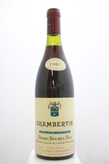 Bouree Chambertin 1987
