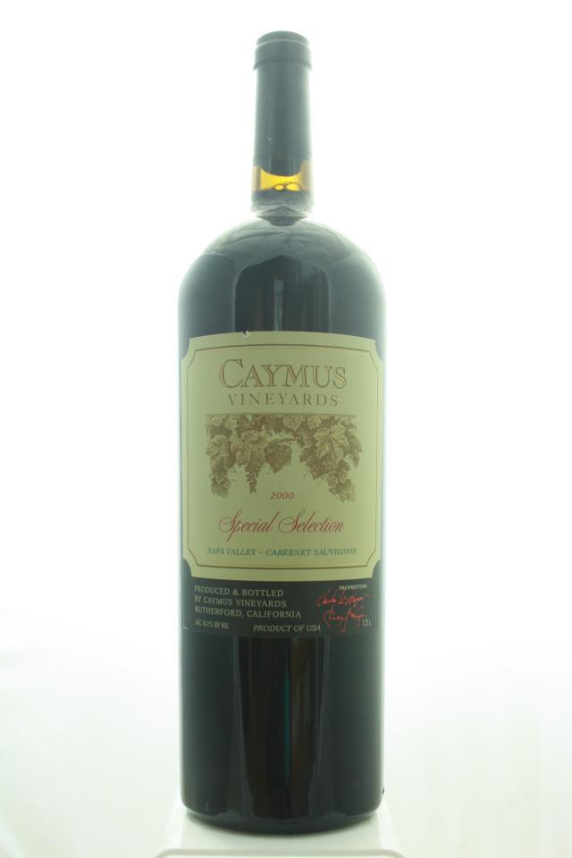 Caymus Cabernet Sauvignon Special Selection 2000