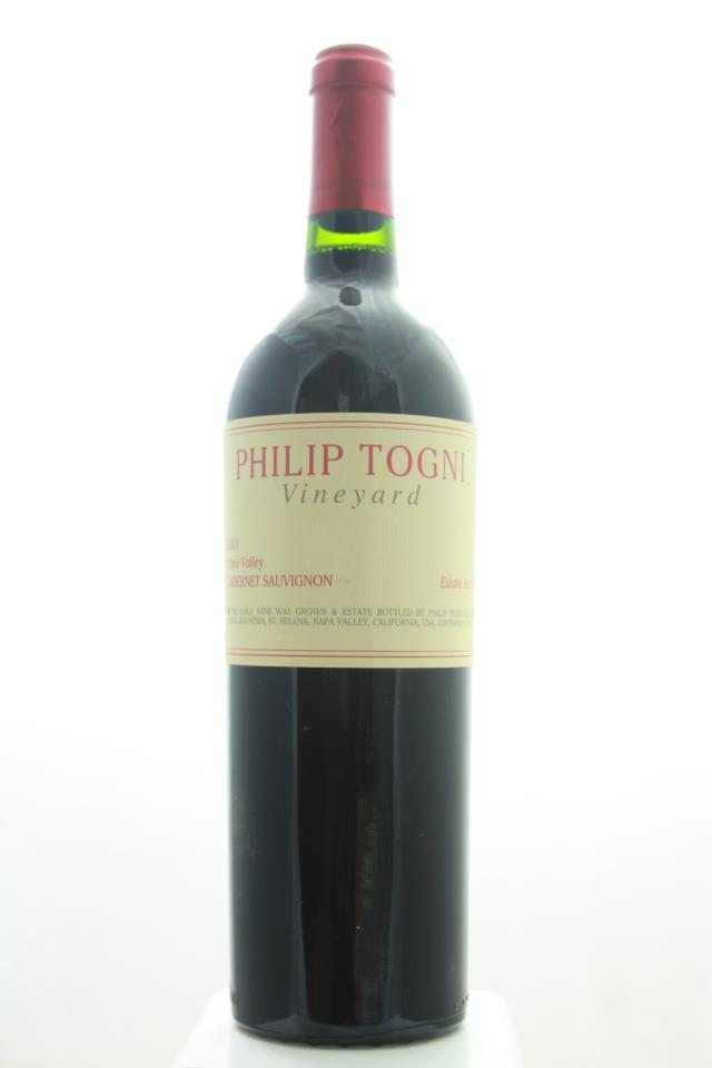 Philip Togni Cabernet Sauvignon Estate 2001