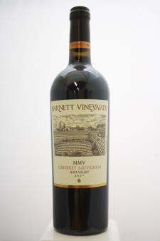 Barnett Vineyards Cabernet Sauvignon MMV 2017