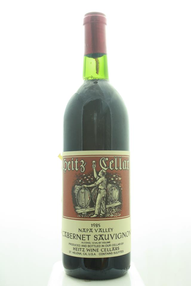 Heitz Cellar Cabernet Sauvignon Napa Valley 1985