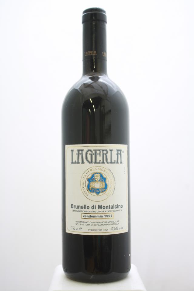 La Gerla Brunello di Montalcino 1997