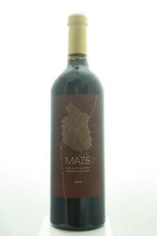 Maze Cabernet Sauvignon 2012