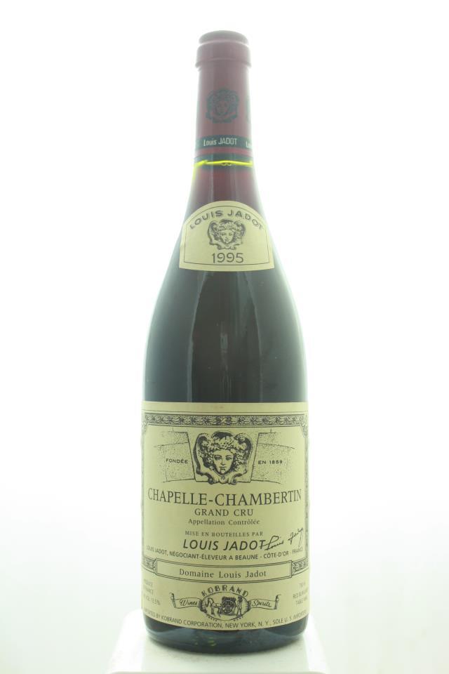 Louis Jadot (Domaine Louis Jadot) Chapelle-Chambertin 1995