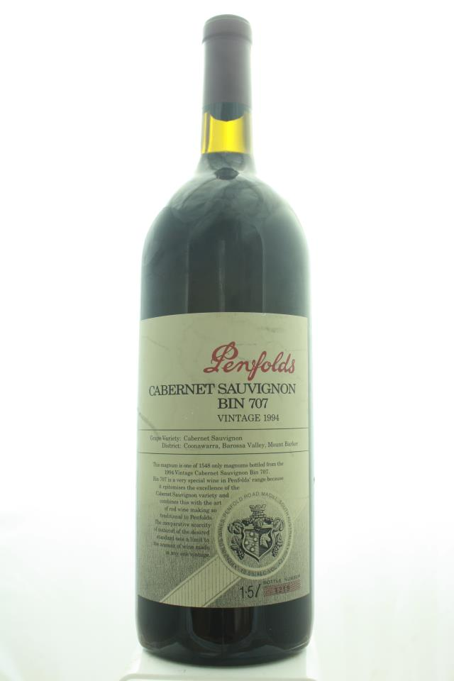 Penfolds Cabernet Sauvignon Bin 707 1994
