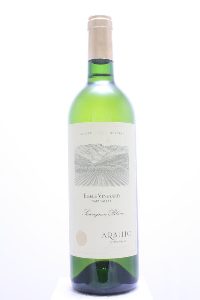 Araujo Estate Sauvignon Blanc Eisele Vineyard 2001