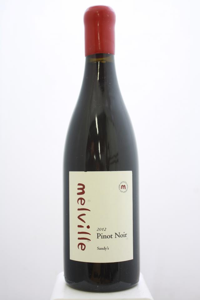 Melville Pinot Noir Estate Sandy's 2012