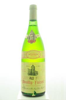 Château Fuissé Pouilly-Fuissé 1988