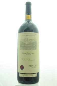 Araujo Estate Cabernet Sauvignon Eisele Vineyard 1997