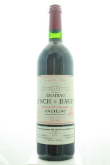 Lynch-Bages 2000