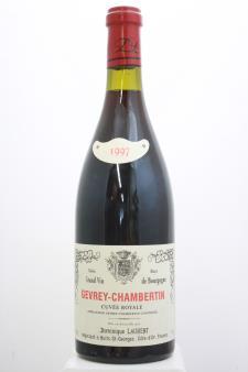 Dominique Laurent Gevrey-Chambertin Serie Rare Assortment 1997