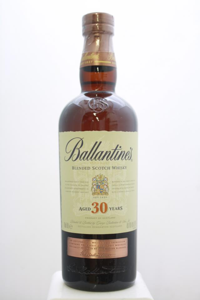 Ballantine's Blended Scotch Whisky Very Rare 30-Year-Old NV