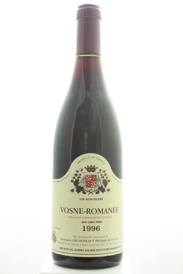 Lécheneaut Philippe & Vincent Vosne-Romanée 1996