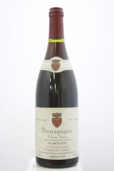 Charles de Vallière Pinot Noir Bourgogne Les Brúlottes 1996