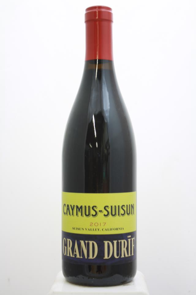 Caymus-Suisun Proprietary Red Grand Durif 2017
