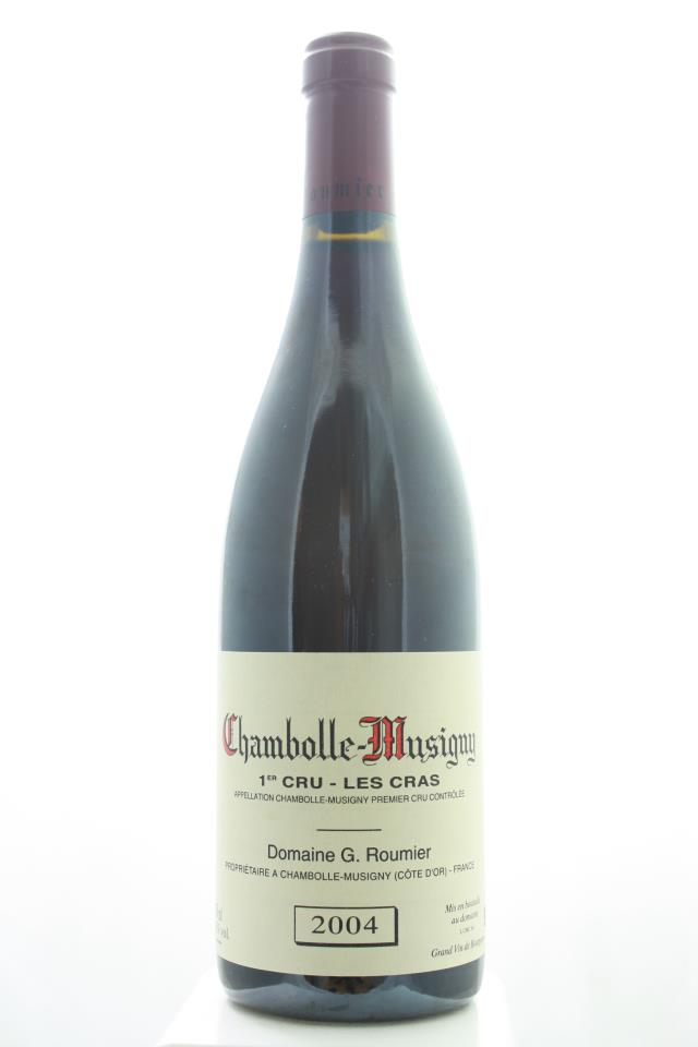 Georges Roumier Chambolle-Musigny Les Cras 2004