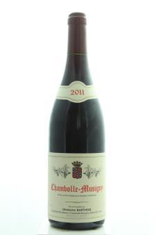 Ghislaine Barthod Chambolle-Musigny 2011