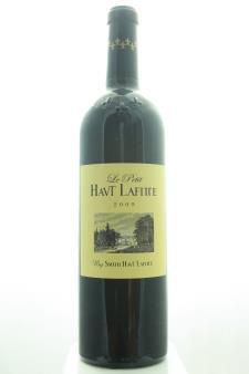 Smith Haut Lafitte Le Petit Haut Lafitte 2009