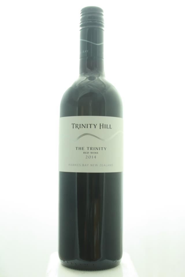Trinity Hill Proprietary Red The Trinity 2014