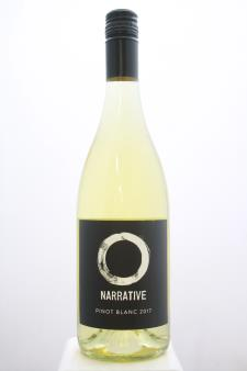 Okanagan Crush Pad Winery Pinot Blanc Narrative 2017