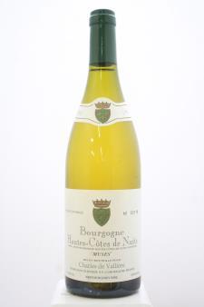 Charles de Valliére Bourgogne Blanc Hautes-Côtes de Nuits Muses 1995