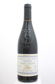 Domaine Santa Duc Gigondas Prestige des Hautes Garrigues 2007