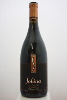 Soléna Pinot Noir Grande Cuvée 2012