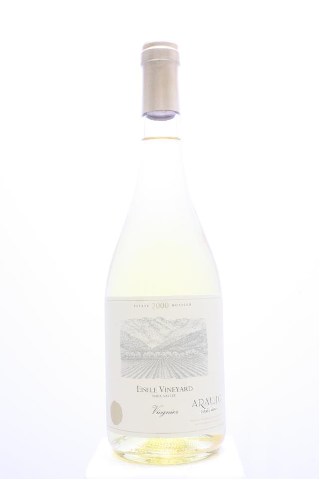 Araujo Estate Viognier Eisele Vineyard 2000