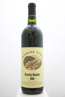 Diamond Creek Cabernet Sauvignon Gravelly Meadow 2006