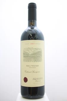 Araujo Estate Cabernet Sauvignon Eisele Vineyard 2007