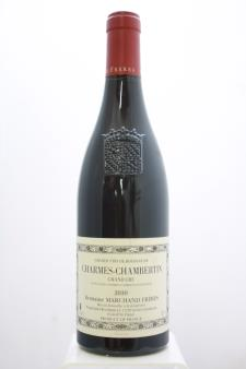 Marchand Freres Charmes-Chambertin 2010
