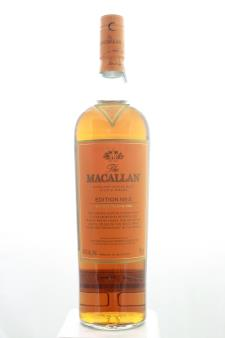 The Macallan Highland Single Malt Scotch Whisky Edition #2 NV