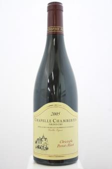 Christophe Perrot-Minot Chapelle Chambertin Vieilles Vignes 2005