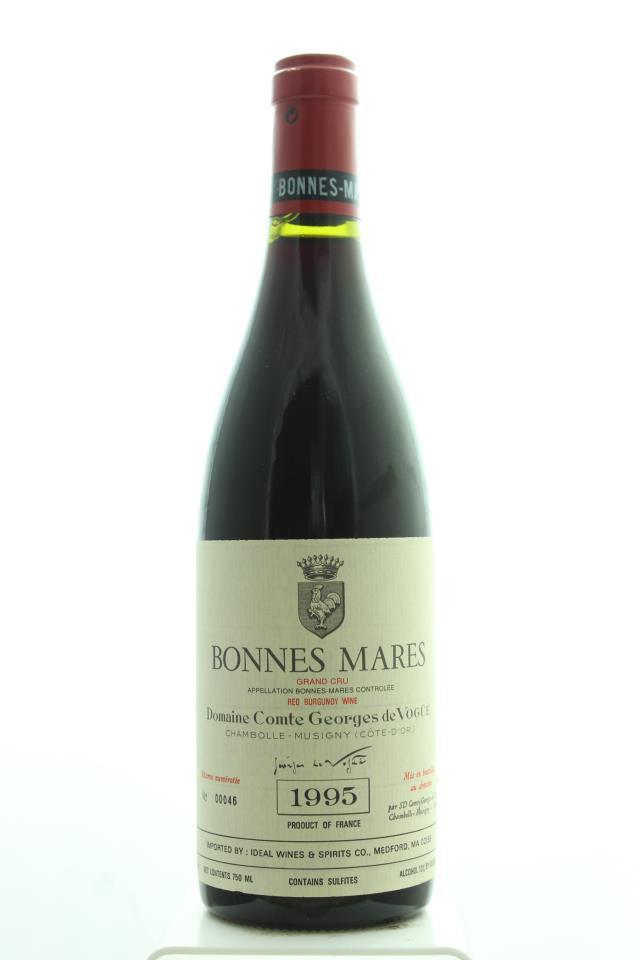 Comte Georges de Vogüé Bonnes-Mares 1995