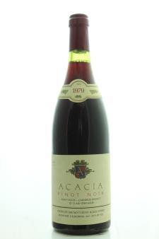 Acacia Pinot Noir St. Clair Vineyard 1979