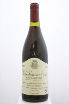 Emmanuel Rouget Vosne-Romanée Cros Parantoux 1993