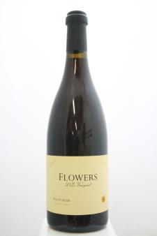 Flowers Pinot Noir Estate DZ Vineyard 2008