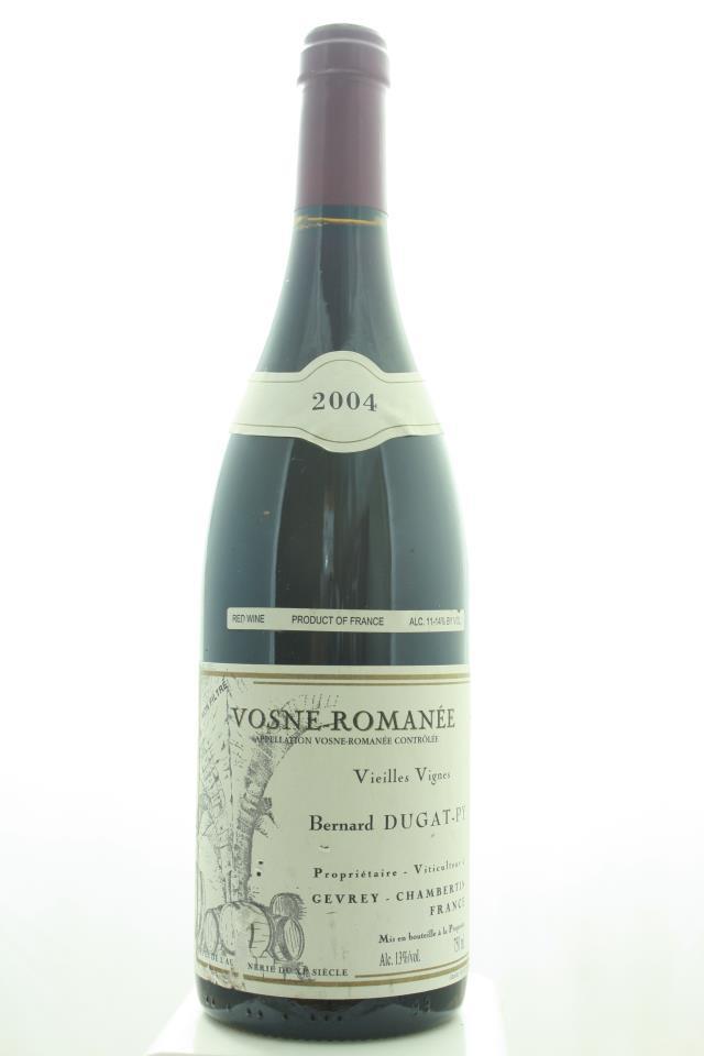 Dugat-Py Vosne-Romanée Vieilles Vignes 2004