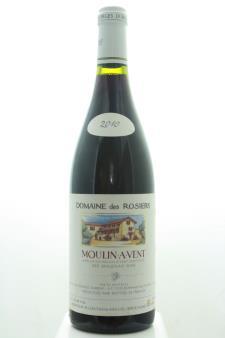 Domaine des Rosiers Moulin-à-Vent 2010