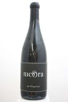Nicora Proprietary Red Law Vineyard 2012
