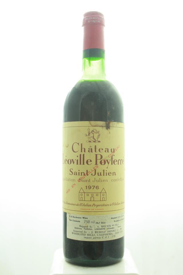 Léoville-Poyferré 1976