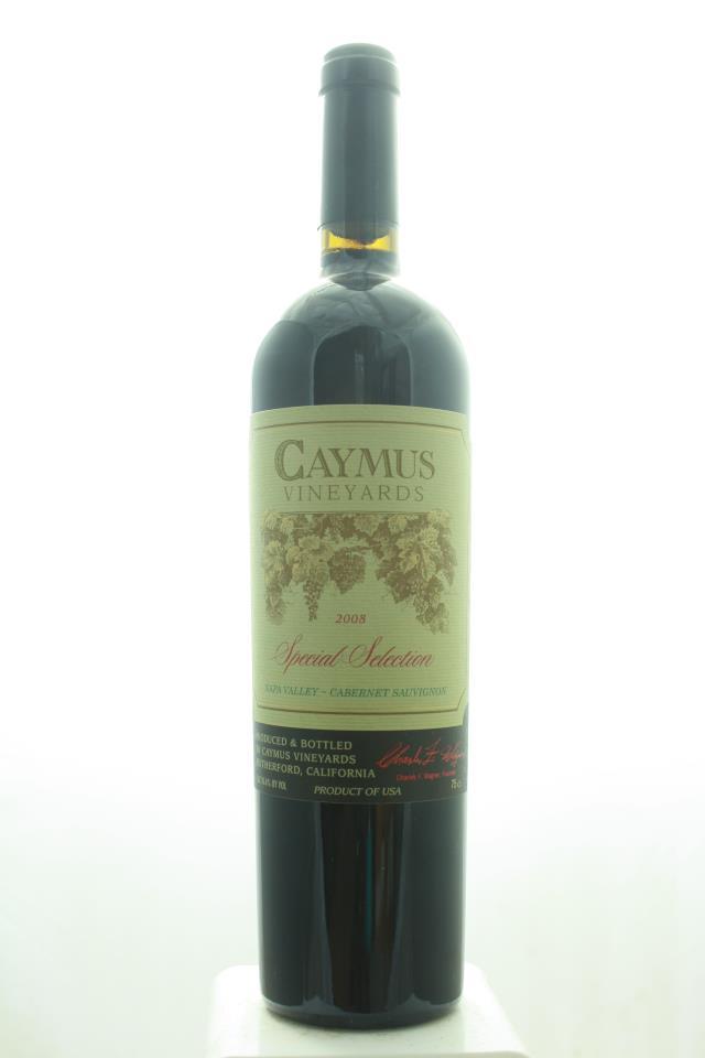 Caymus Cabernet Sauvignon Special Selection 2008