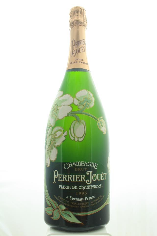 Perrier-Jouët Fleur de Champagne Cuvée Belle Epoque Brut 1995