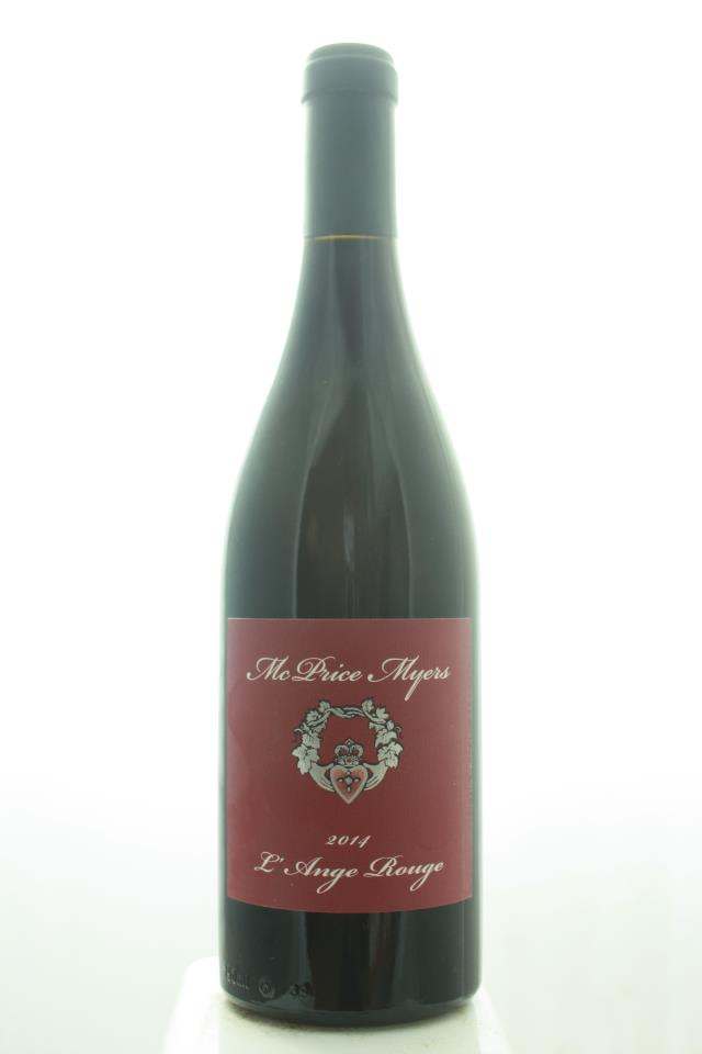 McPrice Myers Grenache L'Ange Rouge 2014