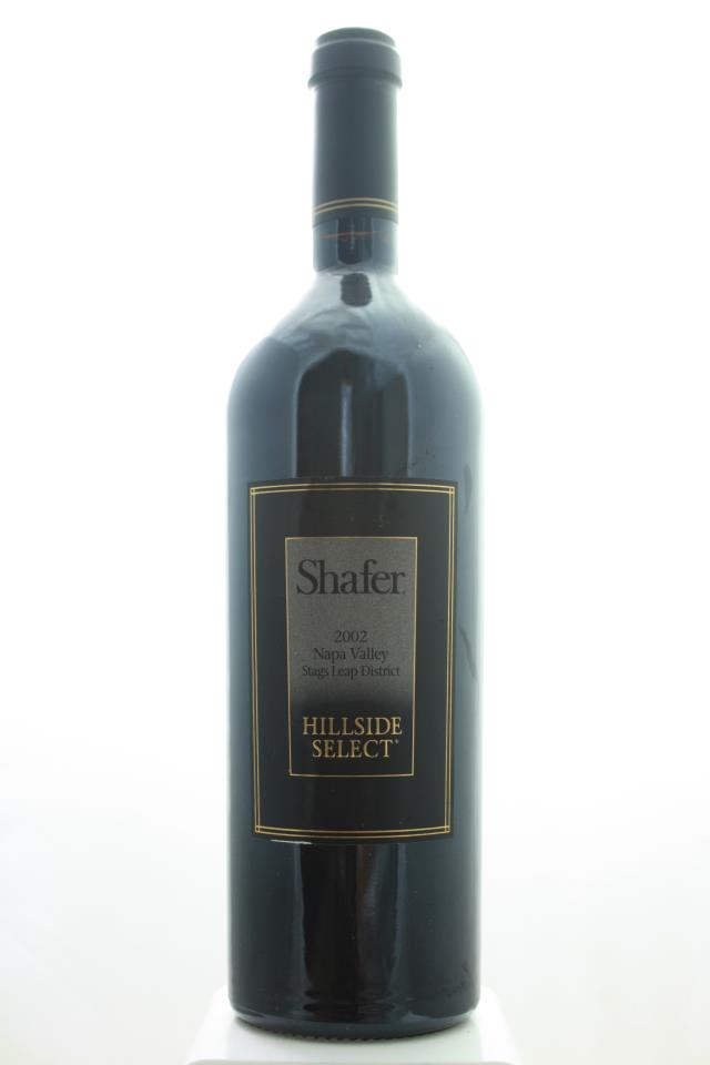 Shafer Cabernet Sauvignon Hillside Select 2002